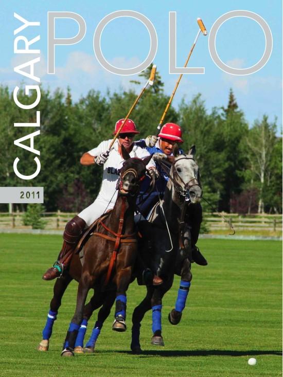 2011 Calgary Polo Magazine - 2