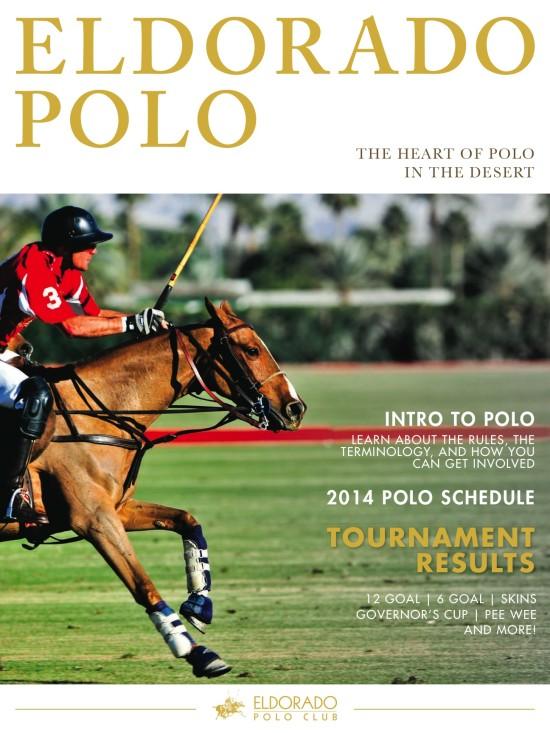 2014 Eldorado Polo Magazine - 2
